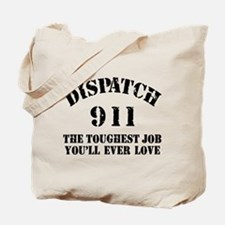 Tough Job 911 Tote Bag