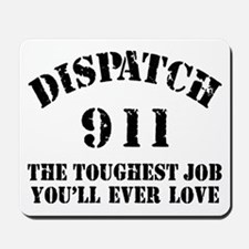 Tough Job 911 Mousepad