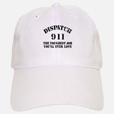 Tough Job 911 Baseball Baseball Cap