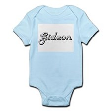 Gideon Classic Style Name Body Suit
