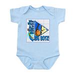Basketball Infant Creeper