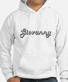 Giovanny Classic Style Name Hoodie