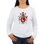 Plotz Family Crest Women's Long Sleeve T-Shirt