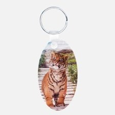 Tigers soap bubbles Keychains