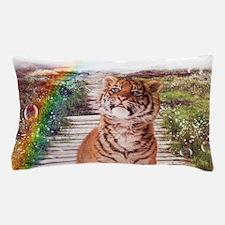 Tigers soap bubbles Pillow Case