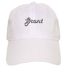 Grant Classic Style Name Baseball Cap