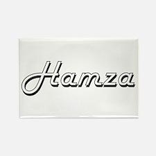 Hamza Classic Style Name Magnets