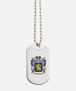 Boscos Coat of Arms - Family Crest Dog Tags