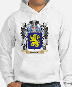 Bosco Coat of Arms - Family Cres Hoodie