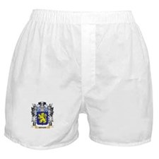 Bosco Coat of Arms - Family Crest Boxer Shorts