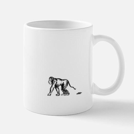 Unique Funny monkey Mug