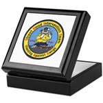 Anchorage Gang Task Force Keepsake Box