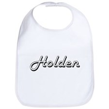 Holden Classic Style Name Bib