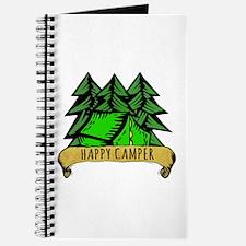 Happy Camper. Journal
