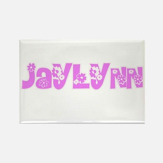 Jaylynn Flower Design Magnets