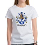 Ortmann Family Crest Women's T-Shirt