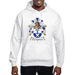 Ortmann Family Crest Hooded Sweatshirt