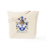 Ortmann Family Crest Tote Bag