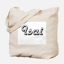 Isai Classic Style Name Tote Bag