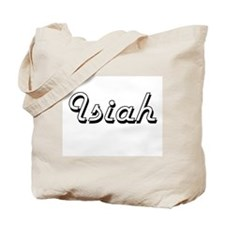 Isiah Classic Style Name Tote Bag