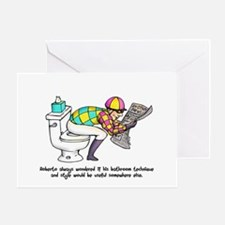 Jockey Card Greeting Cards