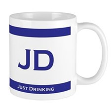 Juris Doctorate Small Mug
