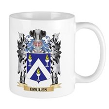 Boules Coat of Arms - Family Crest Mugs