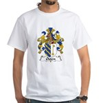 Osten Family Crest White T-Shirt