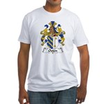 Osten Family Crest Fitted T-Shirt