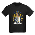 Osten Family Crest Kids Dark T-Shirt