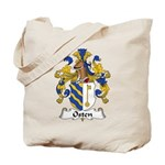 Osten Family Crest Tote Bag