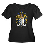 Osten Family Crest Women's Plus Size Scoop Neck Da