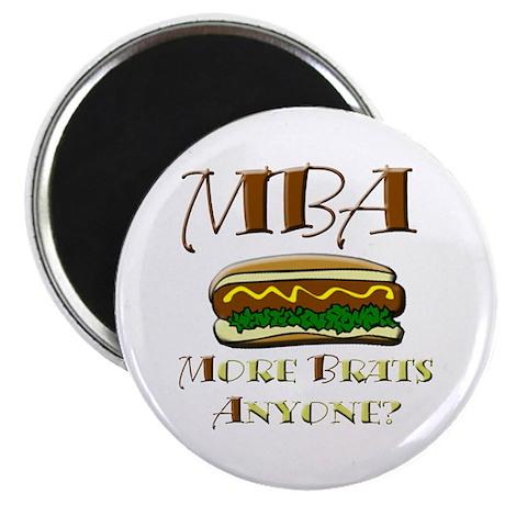 MBA Brats Magnet
