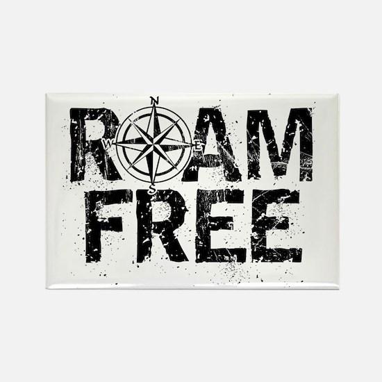 Roam Free. Magnets