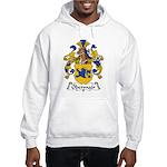 Obermair Family Crest Hooded Sweatshirt