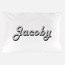 Jacoby Classic Style Name Pillow Case