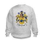 Obermair Family Crest Kids Sweatshirt