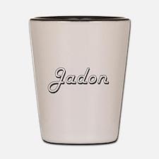 Jadon Classic Style Name Shot Glass