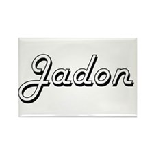 Jadon Classic Style Name Magnets
