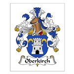 Oberkirch Family Crest Small Poster