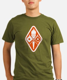 Signal Center and Fort Gordon and School T-Shirt