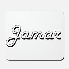 Jamar Classic Style Name Mousepad