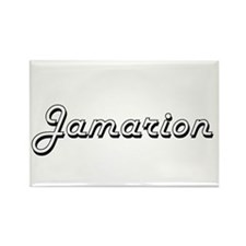 Jamarion Classic Style Name Magnets