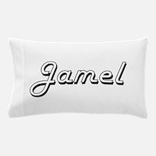 Jamel Classic Style Name Pillow Case