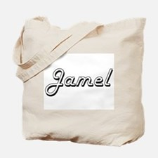 Jamel Classic Style Name Tote Bag
