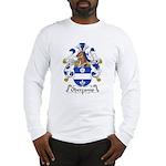Obercamp Family Crest   Long Sleeve T-Shirt