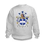 Obercamp Family Crest   Kids Sweatshirt