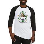 Niemeyer Family Crest Baseball Jersey