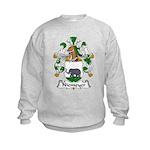 Niemeyer Family Crest Kids Sweatshirt