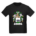 Niemeyer Family Crest Kids Dark T-Shirt